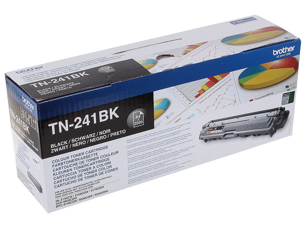 лучшая цена Тонер-картридж Brother TN241BK