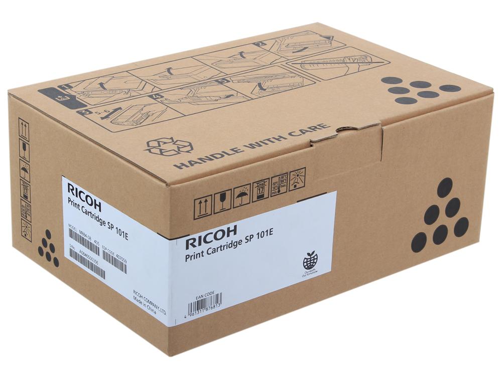 Принт-картридж Ricoh SP 101E для Aficio SP 100 / SP 100SU / SP 100SF. Чёрный. 2000 страниц. цена