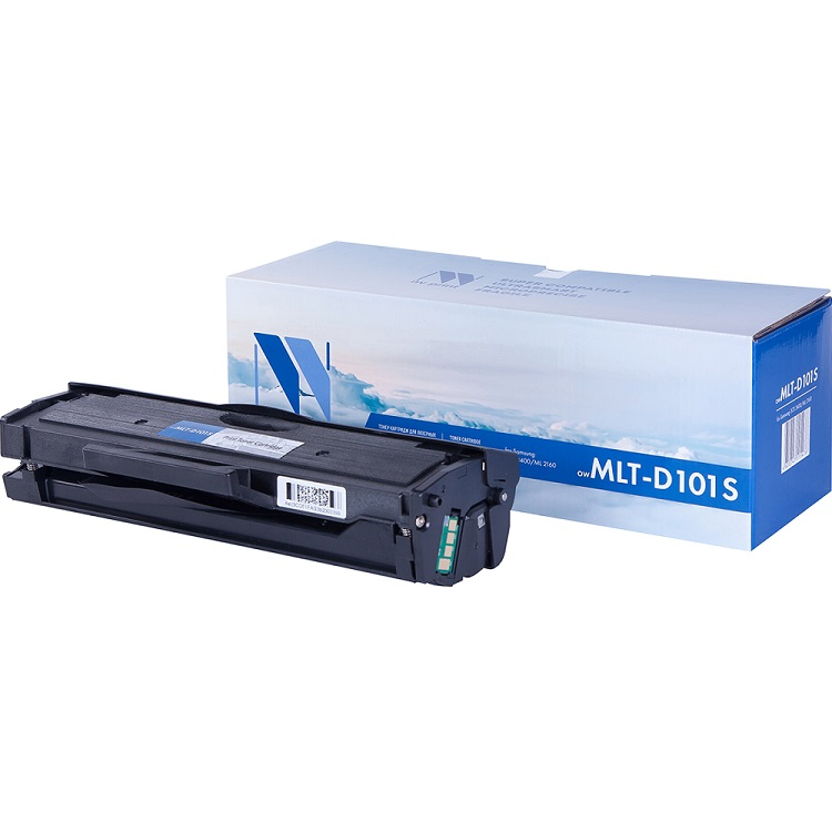 Картридж NV-Print совместимый с Samsung MLT-D101S для SCX 3400/ML 2160 (1500k) samsung nv