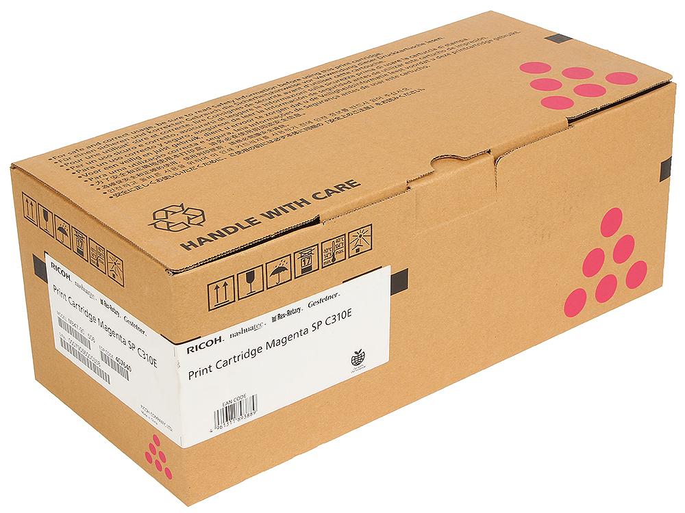 Принт-картридж SPC310E Пурпурный, 2500 страниц