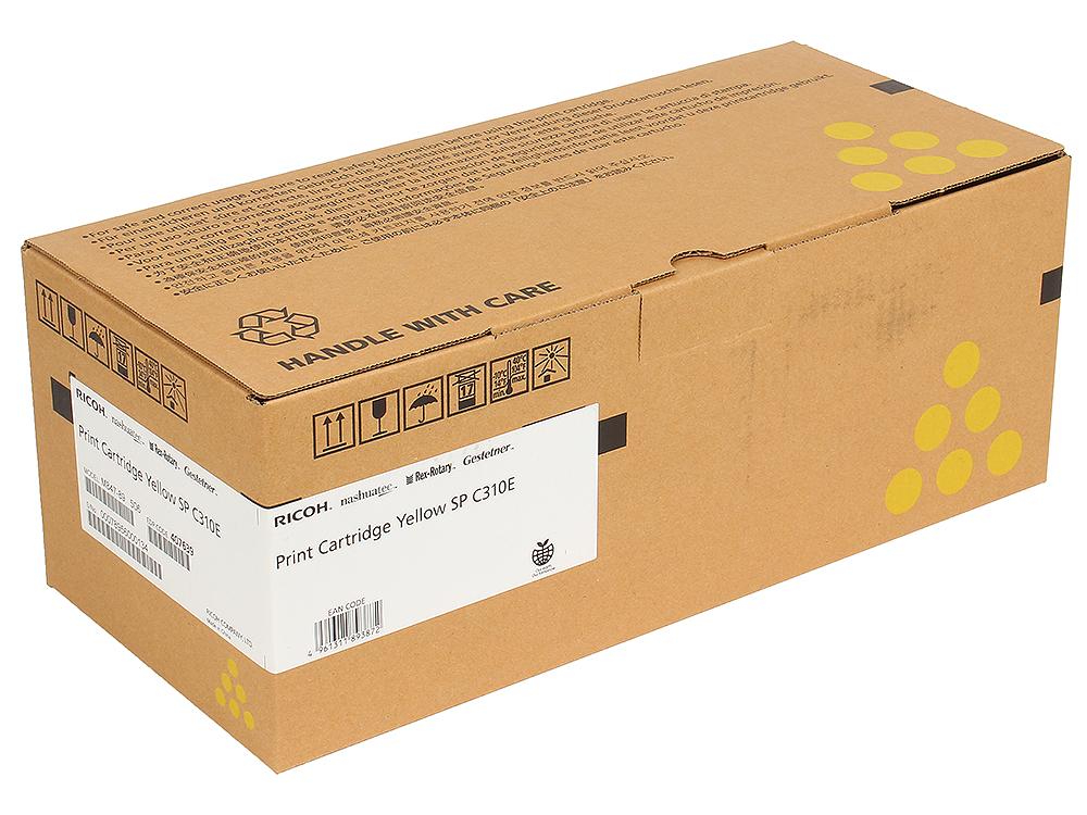 Принт-картридж SPC310E Жёлтый, 2500 страниц