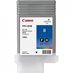 Картридж Canon PFI-101 B для плоттера iPF5100. Светло-голубой. цена