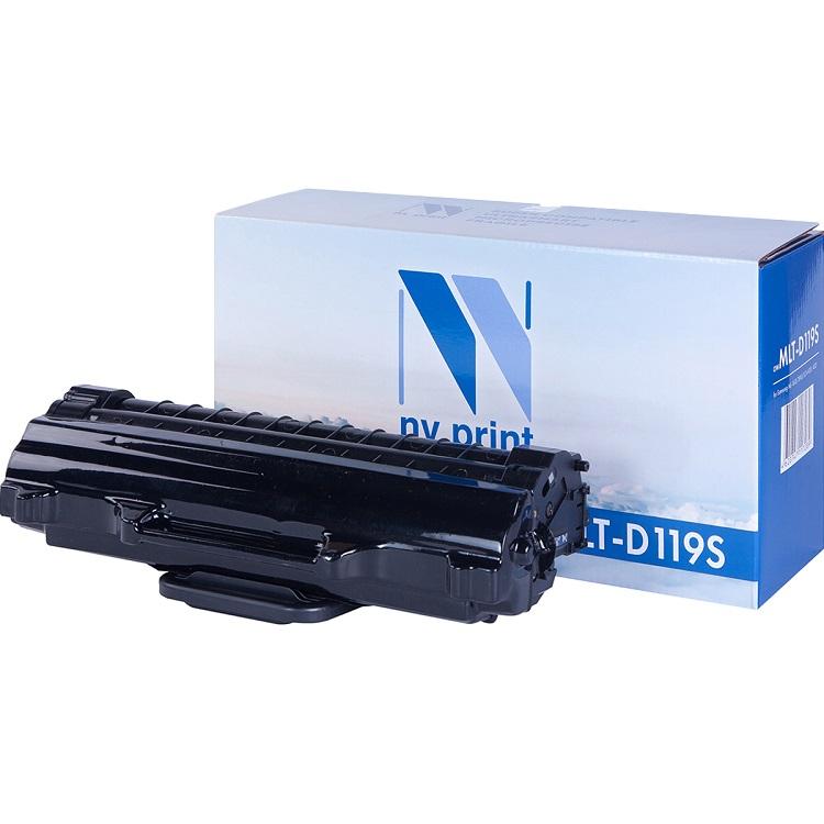 Картридж NV-Print совместимый для Samsung MLT-D119S для ML-1610/1615/1620/1625/ML-2010/2015/2020/ 2510/2570/2571/SCX-4321/4521. Чёрный. 2000 страниц. картридж cactus cs d119s для samsung ml 1610 1615 1620 1625 ml 2010 2015 2020 2510 2570 2571 scx 4321 4521 черный 2000стр
