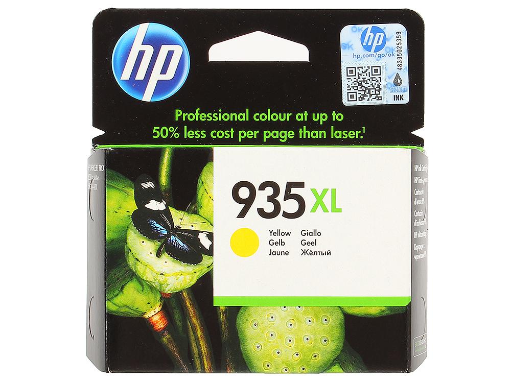 Картридж HP C2P26AE (№935XL) для МФУ HP Officejet Pro 6830 принтер HP Officejet Pro 6230 ePrinter E3E03A). Жёлтый. 825 страниц. цена