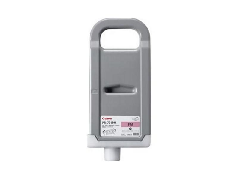Картридж Canon PFI-701 PM для iPF8000/8100/9000/9100. Фото пурпурный. 700 мл. цена