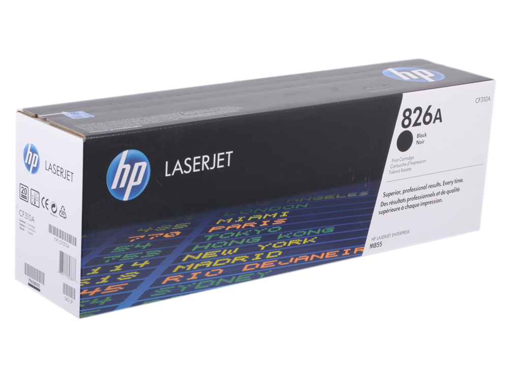 Картридж HP CF310A для HP Color LaserJet m855 m855dn a2w77a m855x+ a2w79a m855xh a2w78a. Чёрный. 29000 страниц. цены онлайн