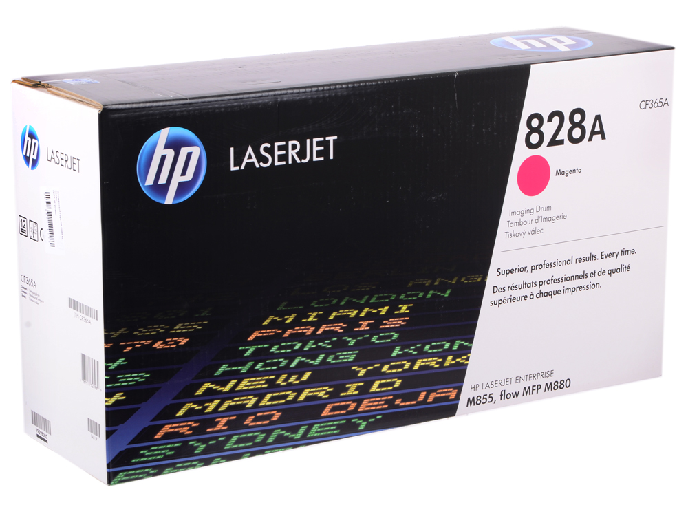 Барабан HP CF365A для HP Color LaserJet m855 m855dn a2w77a m855x+ a2w79a m855xh a2w78a. Пурпурный. 30000 страниц. цены онлайн