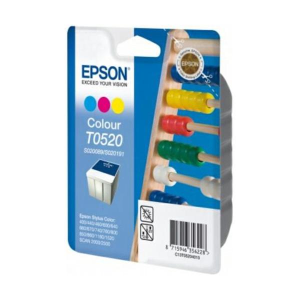 цена на Картридж Epson C13T05204010 для Epson St.Color 400/440/460/600/640/660/Scan 2000/2500 Color