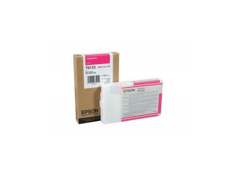 Картридж Epson C13T613300 для Epson Stylus Pro 4450 пурпурный картридж epson c13t591600 для epson stylus pro 11880 пурпурный