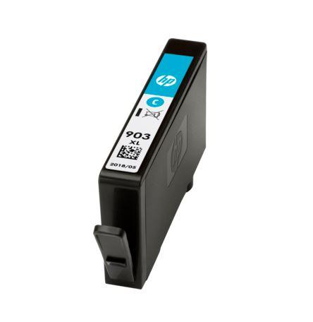 Картридж HP T6M03AE №903XL голубой (cyan) 825 стр для HP OfficeJet 6950/6960/6970 цены