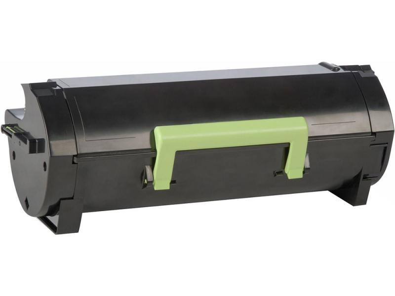 Картридж Lexmark 60F5X0E для MX510/MX511/MX611 черный 20000стр ludovik кисть плоская для нанесения жидких и жирных текстур синтетика d 3 5 68sc