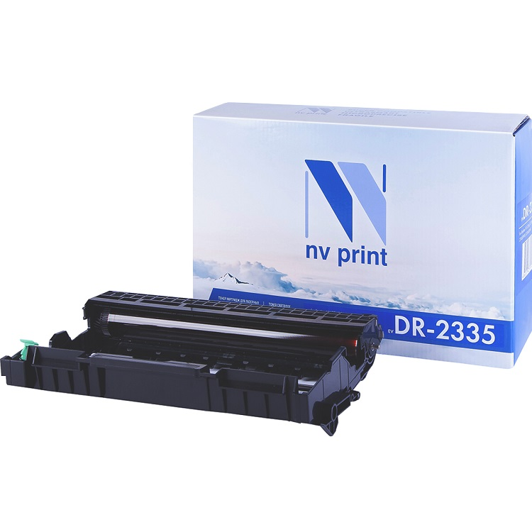 цена Фотобарабан NV Print DR-2335 для Brother HL2340/2360/2365/2500/2520/2540/2560/2700/2720/2740 12000ст онлайн в 2017 году