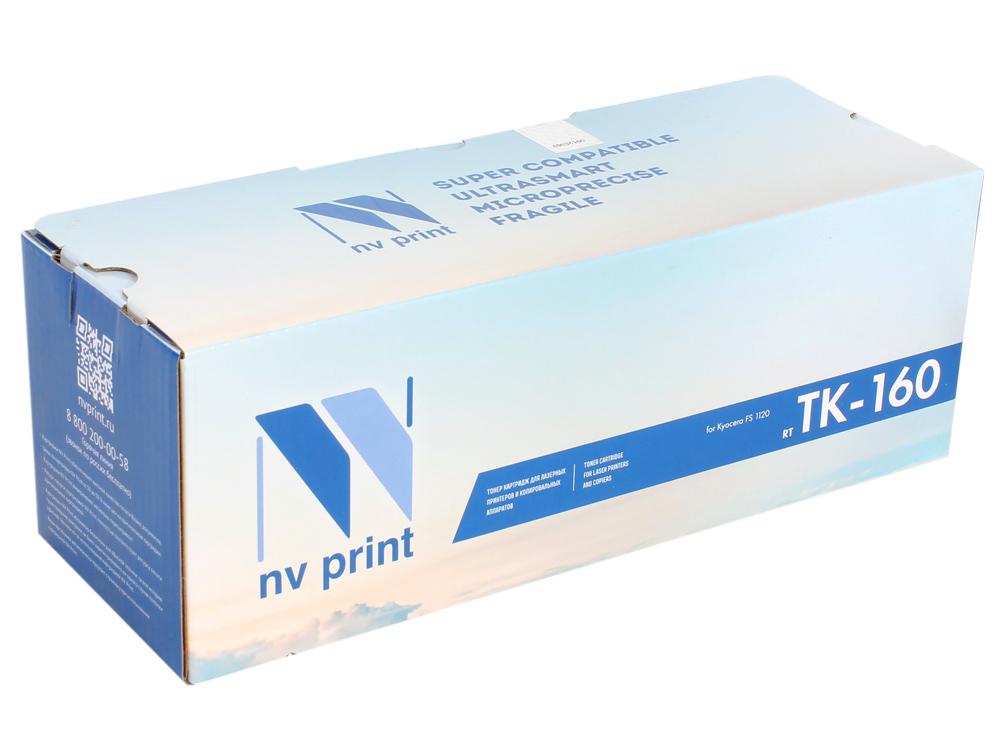 Картридж NV-Print совместимый Kyocera TK-160 для FS-1120D/1120DN/ECOSYS P2035d (2500k) цена 2017