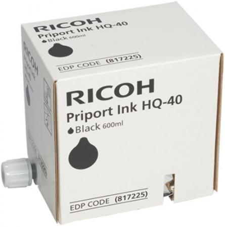 Чернила Ricoh 817225 для DX4542 черный 600мл ricoh 841426 magenta