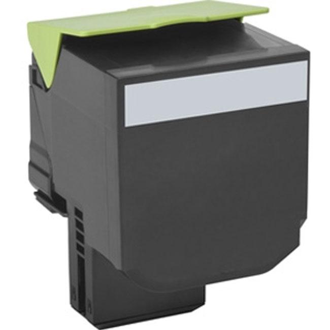 Тонер-Картридж Lexmark 80C8HKE для CX310/410/510 чёрный 4000стр цена