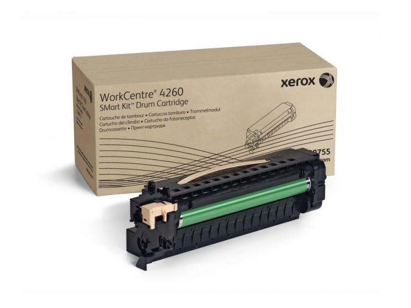 цена на Фотобарабан Xerox 113R00755 черный (black) 80000стр для Xerox WorkCentre 4250/4260