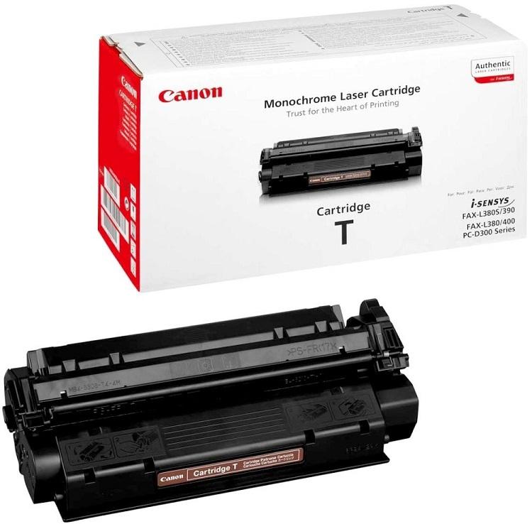 Картридж Canon T 7833A002 для PCD320 340 420 FAXL400 черный 3500стр