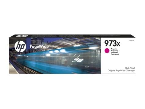 Картридж HP F6T82AE для PageWide Pro 452/477 пурпурный цена в Москве и Питере