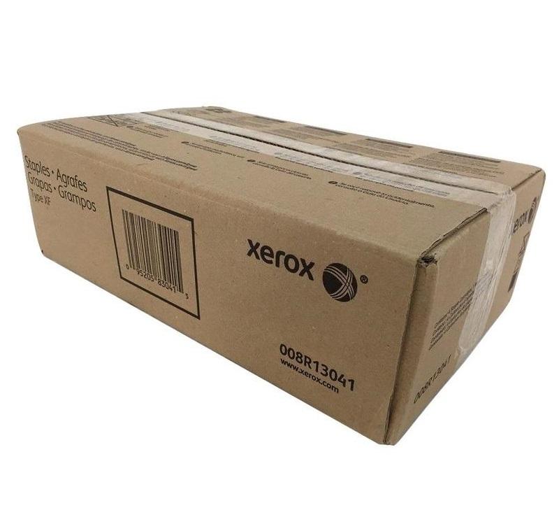 Картридж со скрепками Xerox 008R13041 4х5000 шт для Xerox D95/110/ WCP 4110/4112/4595/ XC550/560/570/C75 тонер картридж xerox 006r01561 для d95 110 черный