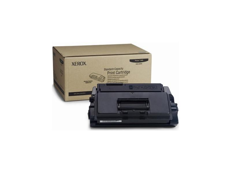 Картридж Xerox 106R01370 черный (black) 7000 стр для Xerox Phaser 3600