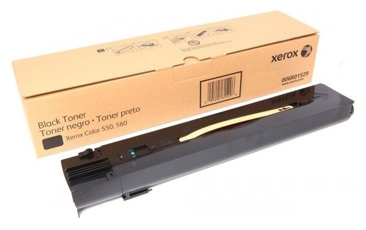 Картридж Xerox 006R01529 черный (black) 30000 стр для Xerox Color 550/560/570 цена