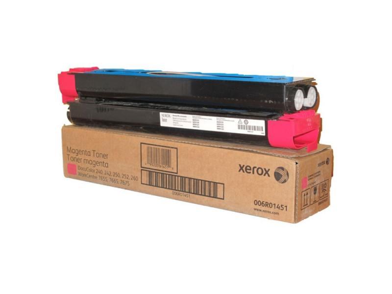 Тонер-Картридж Xerox 006R01451 для DC 240/250/242/252 WC7655/7665 пурпурный 34000стр цена