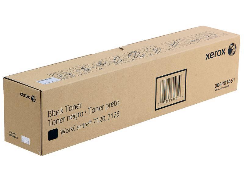 цена на Картридж Xerox 006R01461 черный (black) 22000 стр для Xerox WorkCentre 7120/7125/7220/7225