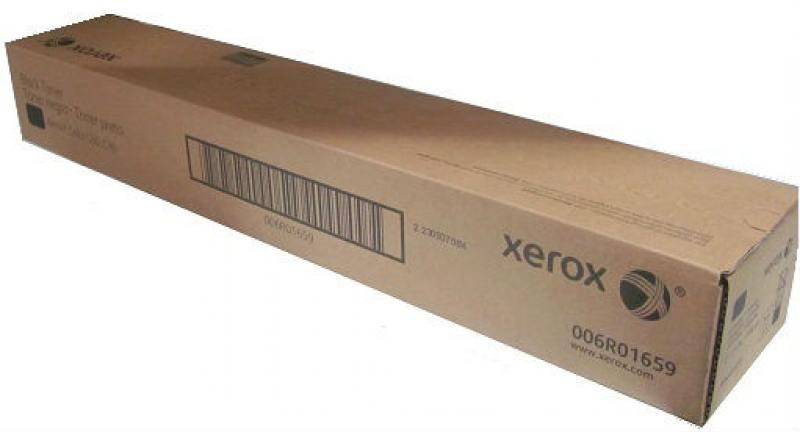 цена на Картридж Xerox 006R01659 черный (black) 30000 стр для Xerox Color C60/70
