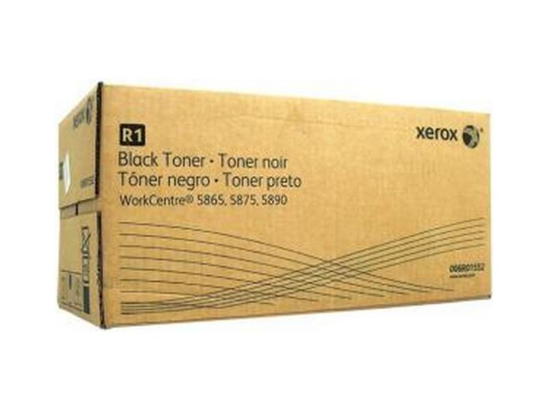 Картридж Xerox 006R01552 черный (black) 110000 стр для Xerox WorkCentre 5865/5875/5890 цена