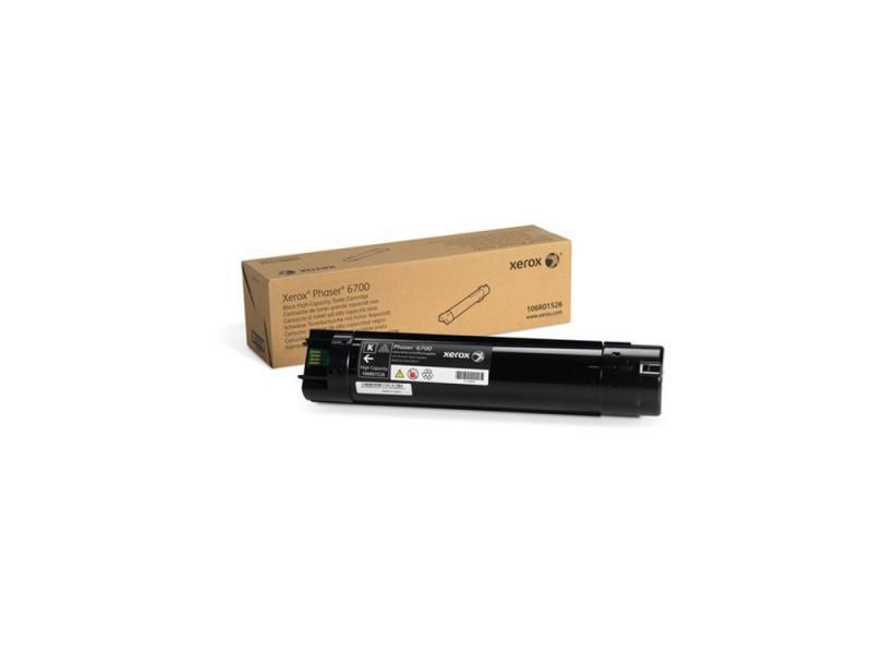 Картридж Xerox 106R01526 черный (black) 18000 стр для Xerox Phaser 6700