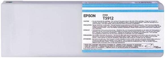 Картридж Epson C13T591200 для Epson Stylus Pro 11880 голубой