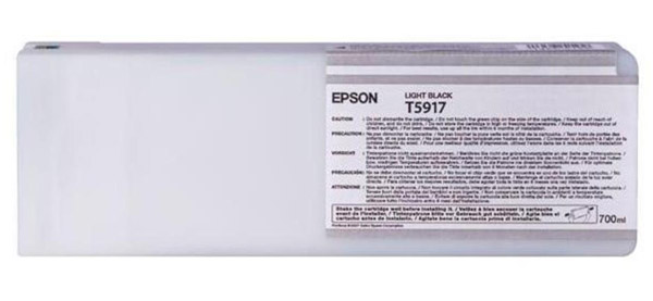 Картридж Epson C13T591700 для Epson Stylus Pro 11880 серый