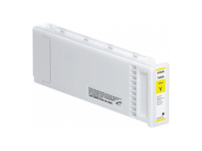 Картридж Epson C13T688400 T688400 для Epson SC-S30610/50610 UltraChrome GS2 желтый картридж epson t06344a