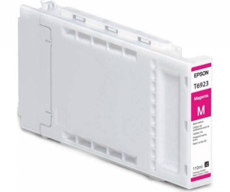 Картридж Epson C13T692300 для Epson SC-T3000 SC-T5000 SC-T7000 пурпурный 110мл картридж epson c13t694300 для sc t3000 t5000 t7000 ultrachrome xd пурпурный 700мл