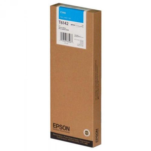Картридж Epson C13T614200 для Epson SP4450 голубой цена