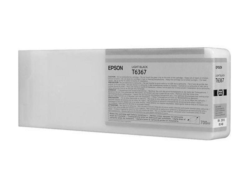 Картридж Epson C13T636700 для Epson Stylus Pro 7900/9900 серый