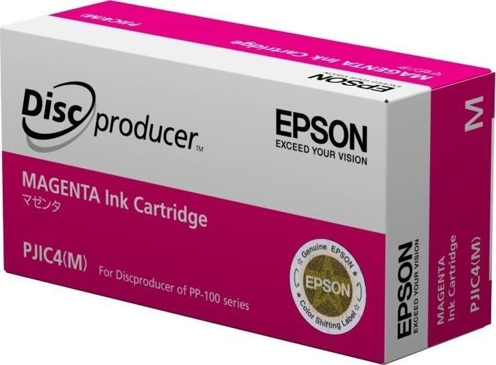 Картридж Epson C13S020450 для Epson PP-100/100AP/100II/100N/100N Security/50 пурпурный цена 2017