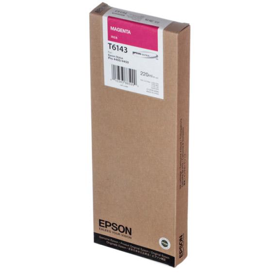 Картридж Epson C13T614300 для Epson SP4450 пурпурный