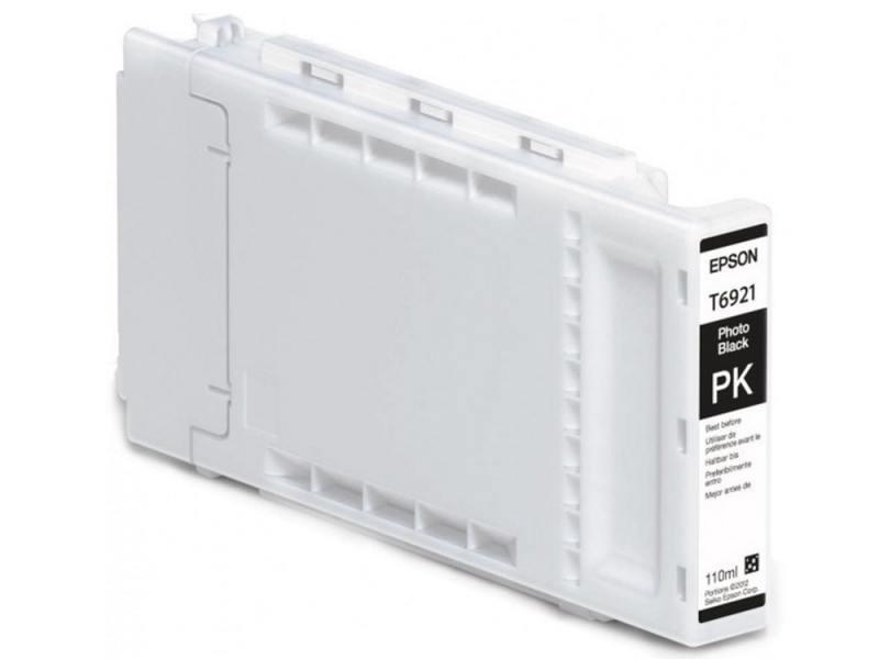 Картридж Epson C13T692100 для Epson SC-T3000/T5000/T7000 фото-черный 110мл
