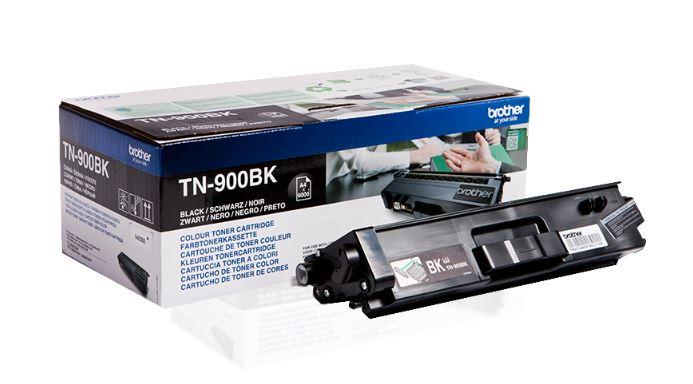 Тонер-картридж Brother TN900BK для HL-L9200CDWT MFC-L9550CDWT черный 6000стр