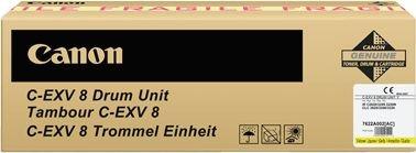 Фотобарабан Canon C-EXV8 7622A002AC желтый (yellow) 56000 страниц для Canon CLC2620/3200/3220/IRC2620/3200/3220 тонер картридж canon c exv8 желтый для irc 3200 clc 3200 3220 2620 25000стр