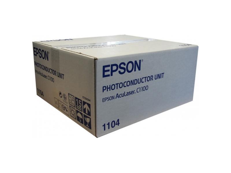 Фотобарабан Epson C13S051104 для AcuLaser C1100 42000стр