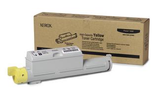 Картридж Xerox 106R01303 для Xerox 7142 желтый картридж xerox