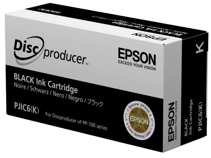 Картридж Epson C13S020452 для Epson PP-100/100AP/100II/100N/100N Security/50 черный цена 2017