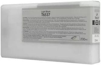 Картридж Epson C13T653700 для Epson Stylus Pro 4900 светло-черный