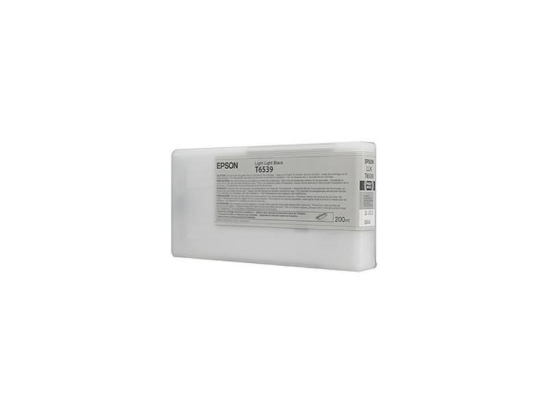 Картридж Epson C13T653900 для Epson Stylus Pro 4900 светло-серый
