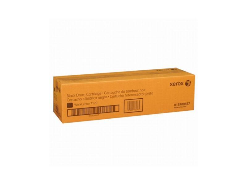 Фотобарабан Original Xerox 013R00657 черный (black) 67000 стр. для Xerox WC 7120/7125 4 x 1kg bag refill laser copier color toner powder kit kits for xerox c 7120 7125 c7120 c7125 c 7120 c 7125 printer