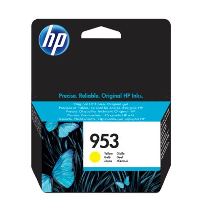 Картридж HP 953 F6U14AE желтый (yellow) 700 стр для HP OfficeJet Pro 7740/8210/8218/8710/8715/8720/8725/8730 maruto 8210 bn 2 carp pro 8 шт карпов