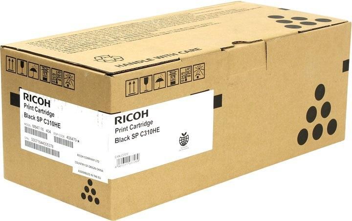 Картридж лазерный Ricoh SP C310HE черный (black) 6000 стр для Ricoh Aficio SP C311/C312/C320/C231/C232/C242/C342
