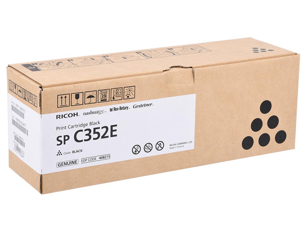 цена на Картридж Ricoh SP C352E пурпурный (magenta) 7000 стр для Ricoh SPC352DN